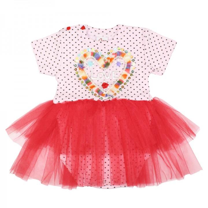 Боди-платье Арт.Г988